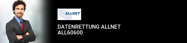 Datenrettung Allnet ALL60600