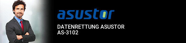 Datenrettung Asustor AS-3102