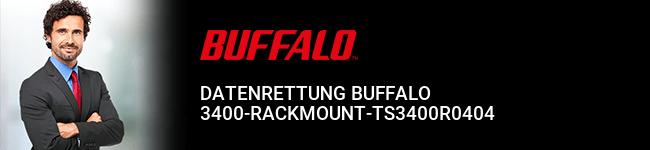 Datenrettung Buffalo 3400-Rackmount-TS3400R0404