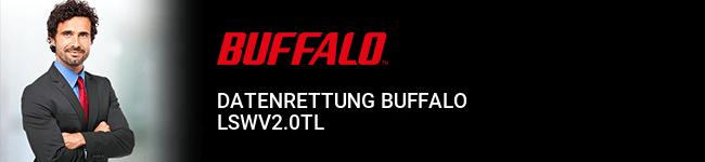 Datenrettung Buffalo LSWV2.0TL
