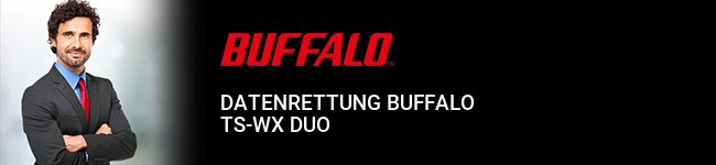 Datenrettung Buffalo TS-WX Duo