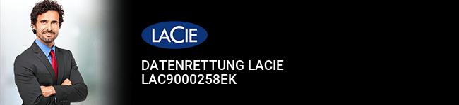 Datenrettung LaCie LAC9000258EK