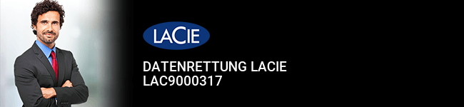 Datenrettung LaCie LAC9000317
