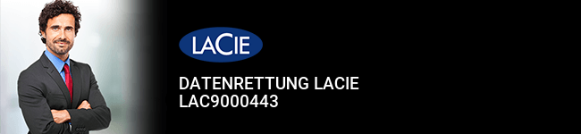 Datenrettung LaCie LAC9000443