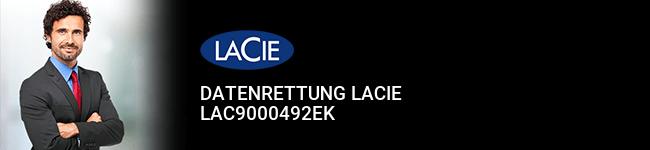 Datenrettung LaCie LAC9000492EK
