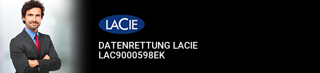 Datenrettung LaCie LAC9000598EK