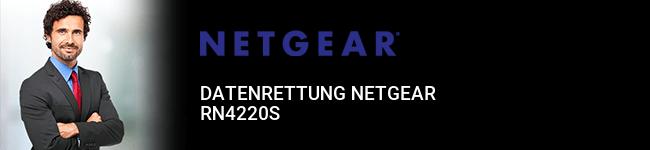 Datenrettung Netgear RN4220S
