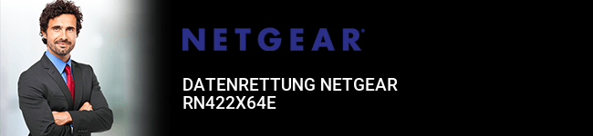 Datenrettung Netgear RN422X64E