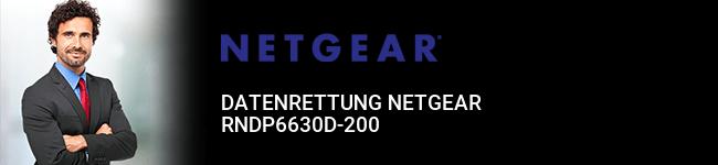 Datenrettung Netgear RNDP6630D-200