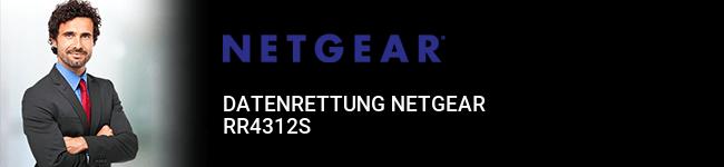 Datenrettung Netgear RR4312S