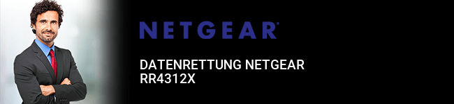 Datenrettung Netgear RR4312X