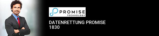 Datenrettung Promise 1830