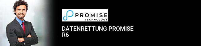 Datenrettung Promise R6