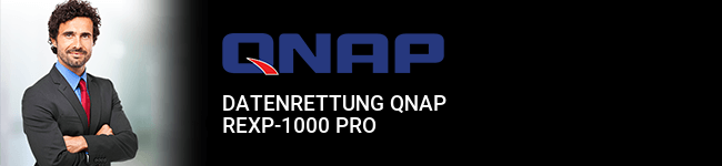 Datenrettung QNAP REXP-1000 Pro