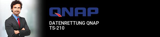 Datenrettung QNAP TS-210