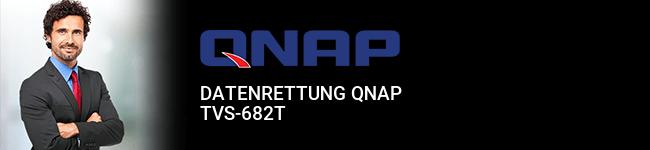 Datenrettung QNAP TVS-682T