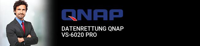 Datenrettung QNAP VS-6020 Pro