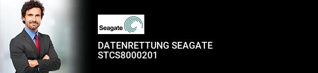 Datenrettung Seagate STCS8000201