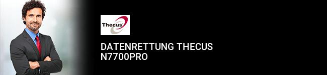 Datenrettung Thecus N7700PRO