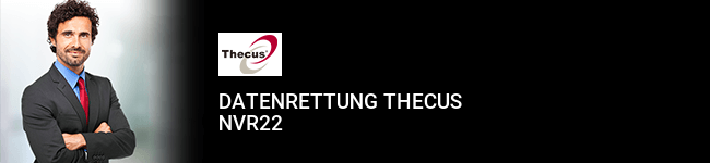Datenrettung Thecus NVR22