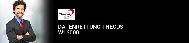 Datenrettung Thecus W16000