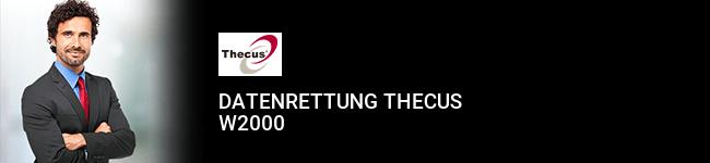 Datenrettung Thecus W2000