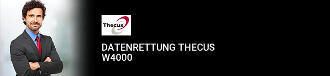 Datenrettung Thecus W4000