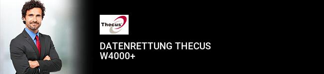 Datenrettung Thecus W4000+