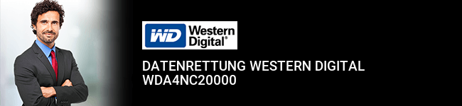 Datenrettung Western Digital WDA4NC20000